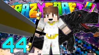 Minecraft Crazy Craft 3.0: KILLING MOBZILLA #44 (Modded Roleplay)