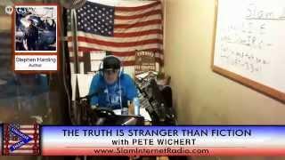 Truth is Stranger Than Fiction Pete Wichert Darrell Hamamoto Norm Shealy Russ Dizdar Stephen Harding