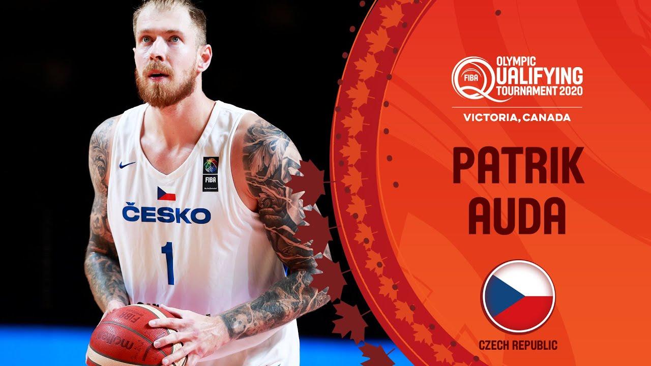 Patrik Auda | TCL - Player of the Game | Final | FIBA OQT 2020