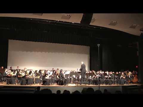 Orange County Honor Band 2018 - Sinfonia Nobilissima