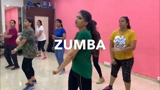Saara India Aastha Gill Zumba Dance fitness workout