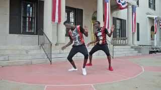 Sarkodie - Adonai ft. Castro Dance Video | Meka Oku & Shaq