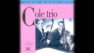 Nat King Cole Trio - How Does It Feel (Capitol Records 1945)