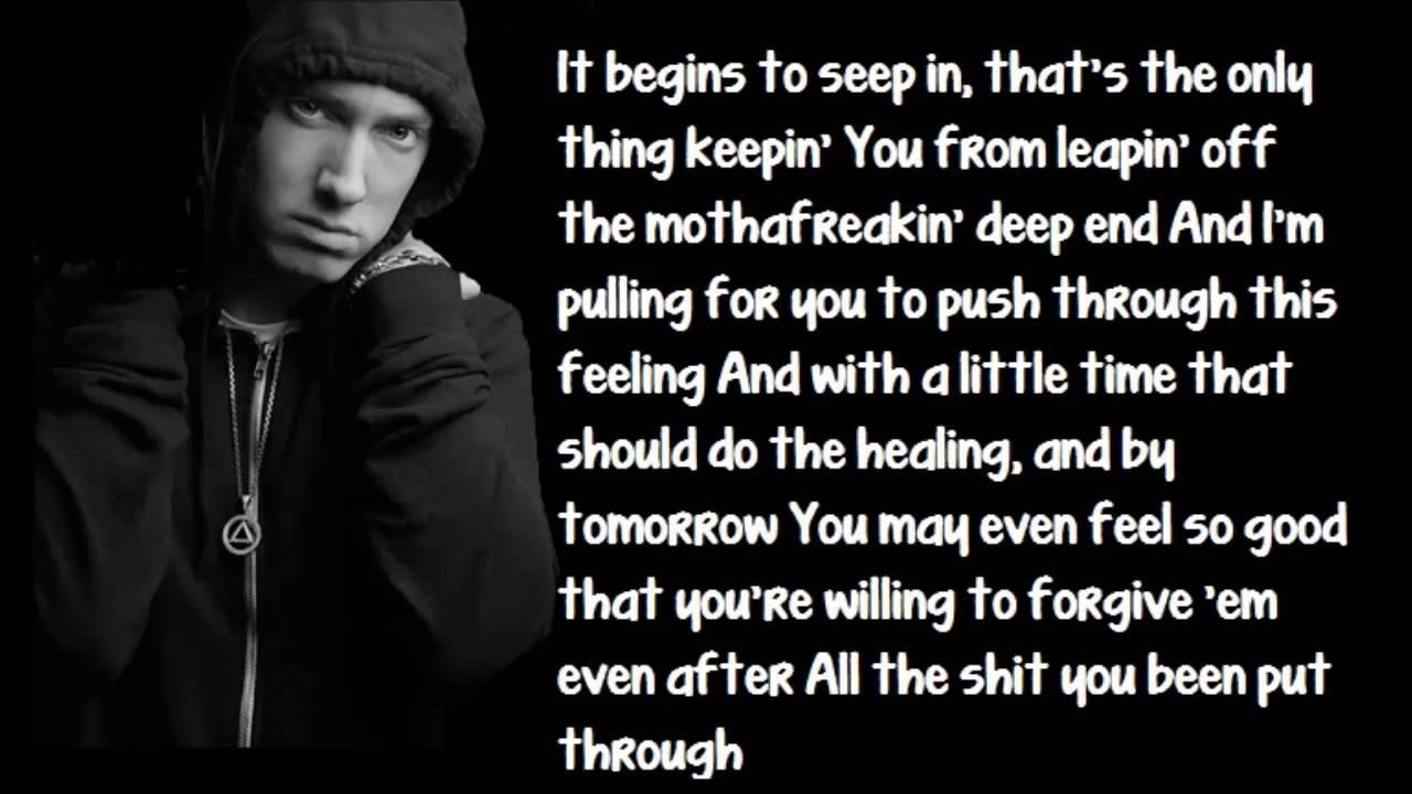 Eminem Ft. Sia Beautiful Pain - YouTube