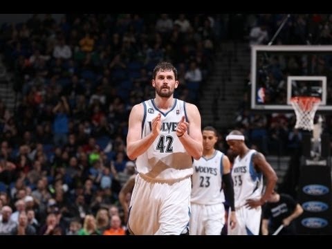 Kevin Love's Top 10 Plays of the 2013-2014 Season