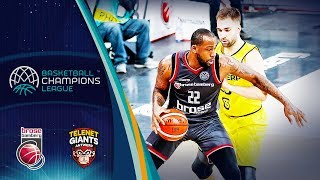 Brose Bamberg v Telenet Giants Antwerp - Basketball Champions League 2018-19 (Geo-Blocks)