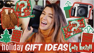 CHRISTMAS GIFT IDEAS For Girls!! *GIVEAWAY* 🎁