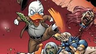 Poderes y Habilidades Howard el pato MARVEL (Tierra-47920)