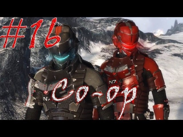 Смотреть прохождение игры [Coop] Dead Space 3. Серия 16 - Смерть Даника.