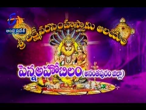 Teerthayatra - Sri Lakshmi Narasimha Temple, Penna Ahobilam - 2nd January 2016 - తీర్థయాత్ర –