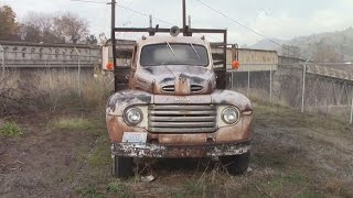 1949 2 TON FORD - New Home!!
