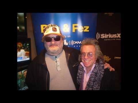 Artie Lange on Sirius XM with Ron and Fez