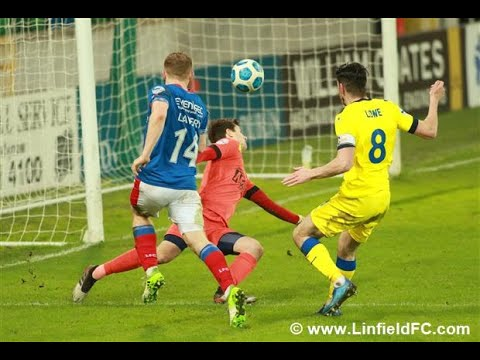 Linfield Dungannon Goals And Highlights