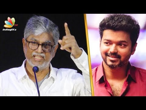 The real reason for Vijay's success : S.A. Chandrasekhar Speech | Siva Manasula Pushpa Press Meet