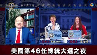 美国大选实时数据及嘉宾点评(评论嘉宾:律师  刘龙珠) - YouTube
