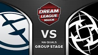 EG vs NiP Leipzig Major DreamLeague S13 2019 NA Highlights Dota 2