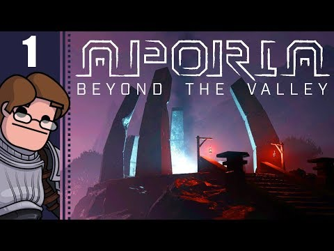 let's-play-aporia:-beyond-the-valley-part-1---a-ruined-civilization