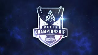 Opening video of League of Legends Season 4 World Championship! The hype is real!