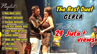 Download lagu DUET ROMANTIS GERRY MAHESA & LALA WIDI || Full Koplo Rela Demi Cinta || The Best Duet