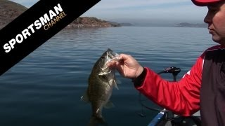 Pre-Spawn Deep Water Bass Fishing Techniques with Jarrett Edwards Outdoors