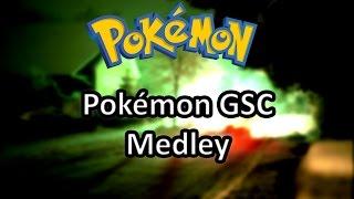 Pokémon GSC/GSK [Guitar Medley]