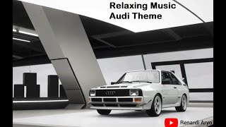 Lounge Music Audi Theme