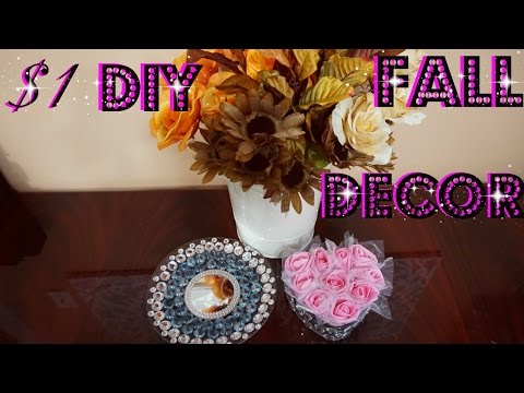 $1 DIY ROOM DECOR | DOLLAR TREE DIY PROJECTS | PETALISBLESS