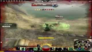 Condi Necro vs S/D Thief (Duel Video) (Guild Wars 2)