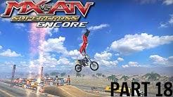 MX vs ATV Supercross Encore! - Gameplay/Walkthrough - Part 18 - Freestyle And Mini Moto!