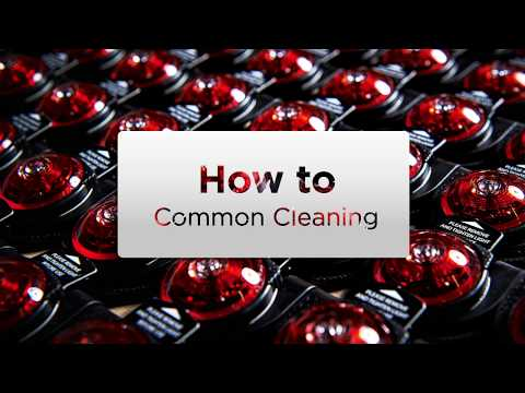 How to clean your Orbiloc light