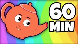 I'm a Little Teapot | Nursery Rhymes | Kids Rhymes by Nursery Rhyme Street!