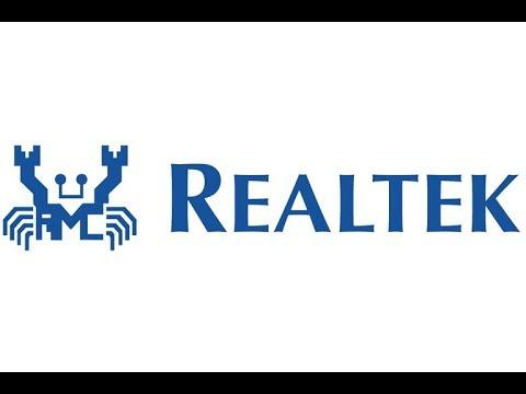 Sửa lỗi Realtek HD Audio Manager không có trong Control Panel (Realtek missing fixed 100%)
