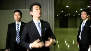 橋下徹が読売記者に詰め寄る!!大激論 thumbnail
