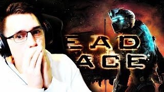 If Halo had a Horror Game! EVERY Dead Space 1,2 ,3 trailer & cinematic ever released!