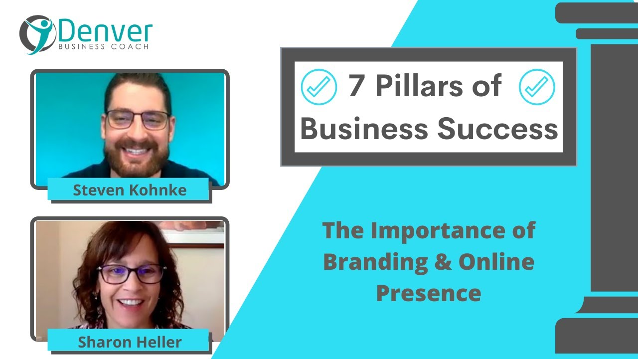 7 Pillars of Successful Businesses: The Importance of Branding & Online Presence
