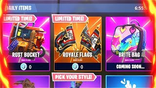 New FREE BACK BLING Update! How To Get New Free Skins In Fortnite Battle Royale! (Free Skins Update)