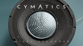 CYMATICS: Science Vs. Music - Nigel Stanford thumbnail