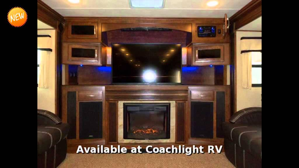 2015 Grand Design Solitude 379FL, Fifth Wheel Front Living Room - front living room fifth wheel