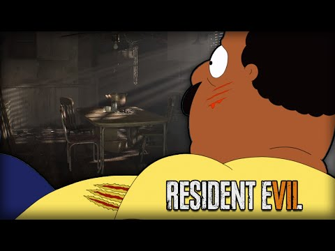 "Cleveland Plays: Resident Evil 7! #1 ""Screw Andre!"""