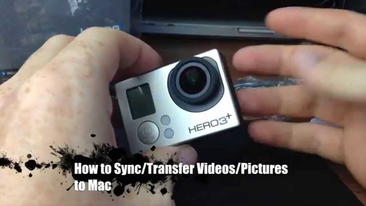 video da gopro su mac