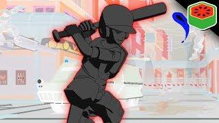 Secret Dark Mode ENABLED! | Lethal League