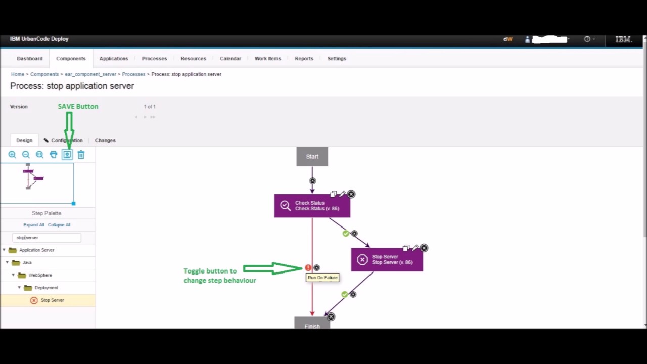 Urbancode deploy udeploy component and process creation tutorial urbancode deploy udeploy component and process creation tutorial for websphere deployments part 2 baditri Image collections