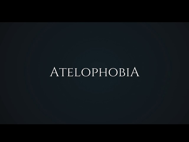 ALIENARE - AtelophobiA - Out Now!