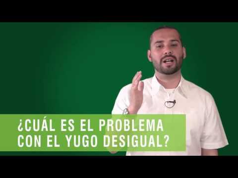 ¿Cuál es el problema con el yugo desigual?