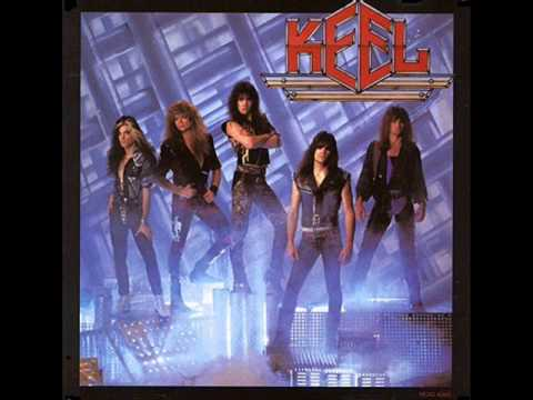 Keel - I Said The Wroing Thing To The Right Girl