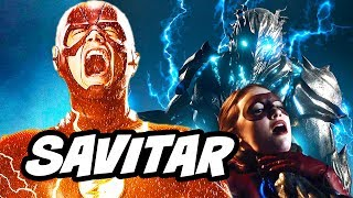The Flash Savitar Secret Plan For Jesse Quick Explained and Big Problems