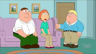 Family Guy- Chris Becomes a Registered S*x Offender