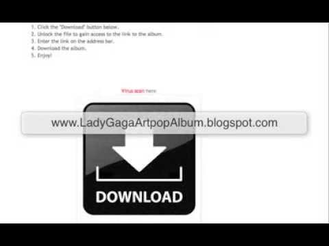 Lady Gaga Artpop Album Download