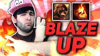 Voyboy: BRAND BLAZING UP THE ENEMY TEAM (WITH MY MIXTAPE)