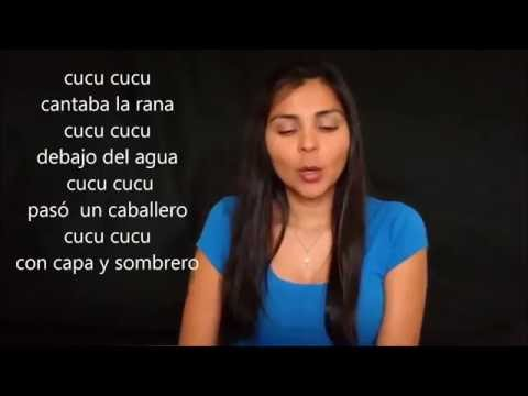 Learn Spanish, Poems and  Lullabies Español (latinoamerica)